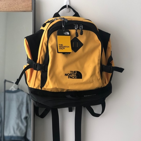 cae47dcaee8 The North Face Bags | North Face Wasatch Backpack | Poshmark